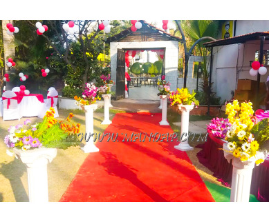 Find the availability of Surya Lawns Marriage Hall in Aurangabad City, Aurangabad and avail the special offers