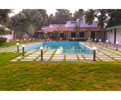 Find the availability of Thappa Gardens Resort Open Lawn in Karaikudi, Sivagangai and avail the special offers