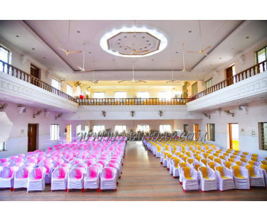 Find the availability of Subalakshmi Mahal in Karaikudi, Sivagangai and avail the special offers