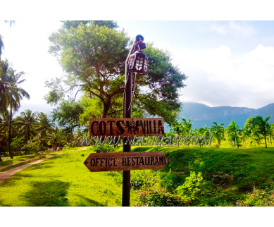 Find the availability of Cotsvilla Resort Open Lawn 3 in Pollachi, Coimbatore and avail the special offers