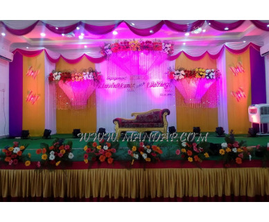 Find the availability of Srinivasam Marriage Hall  (A/C)  in Tirunelveli Town, Tirunelveli and avail the special offers