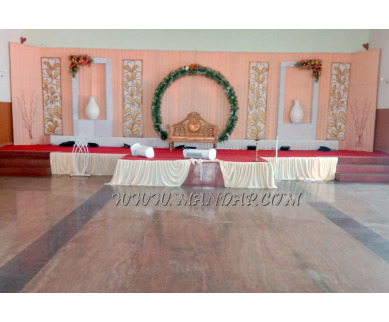 Find the availability of MR Kalyana Mandapam (A/C)  in Singanallur, Coimbatore and avail the special offers