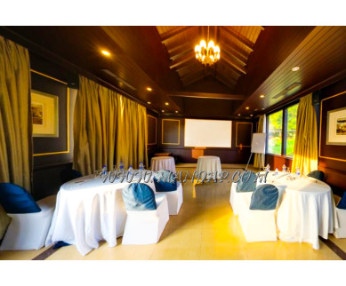Find the availability of The Raviz Kovalam Maya Hall (A/C)  in Kovalam, Trivandrum and avail the special offers