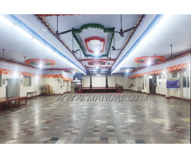 Find the availability of Vidya Bharathi Kalyana Mandapam in Mylapore, Chennai and avail the special offers