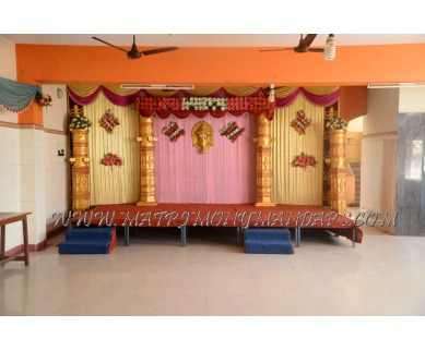 Find the availability of AMR Thirumana Mandapam in West Mambalam, Chennai and avail the special offers
