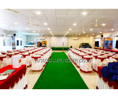 Find the availability of Annamalaiyar Special  Hall (A/C)  in Gobichettipalayam, Erode and avail the special offers