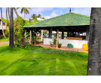 Explore Nalla Beh Resort Hall (A/C) in Pondicherry Bazaar, Pondicherry - Lawn Area