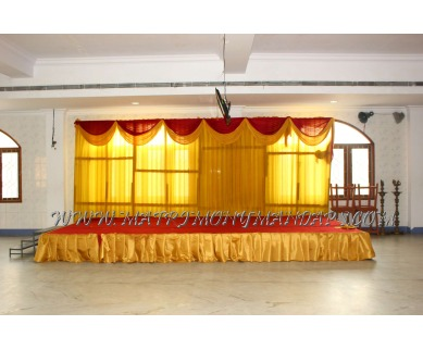 Find the availability of Shree Subham Kalyana Mandapam (A/C)  in Mandaveli, Chennai and avail the special offers