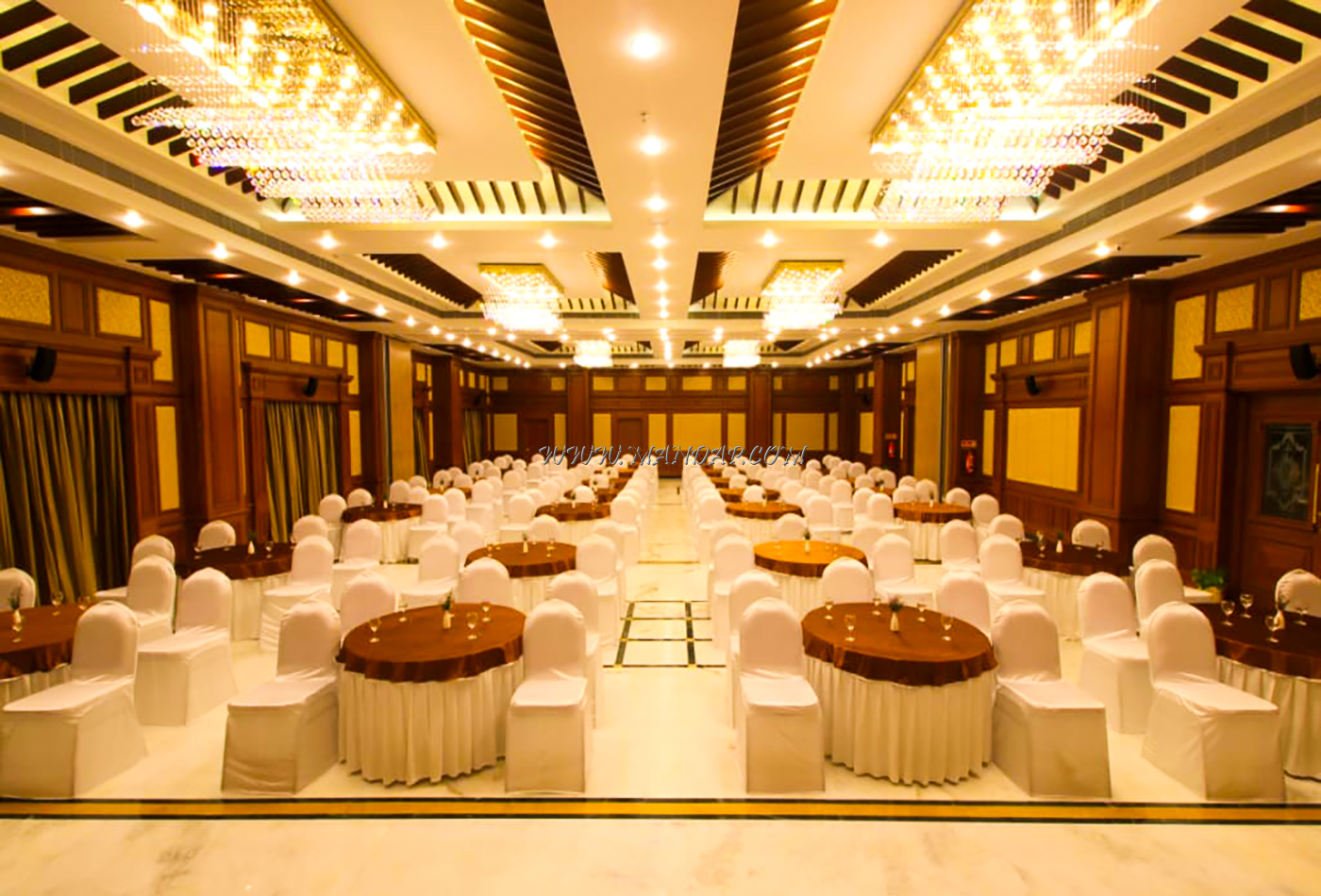Find the availability of the Shenbaga Hotel And Convention Hall 2 (A/C) in Muthialpet, Pondicherry and avail special offers