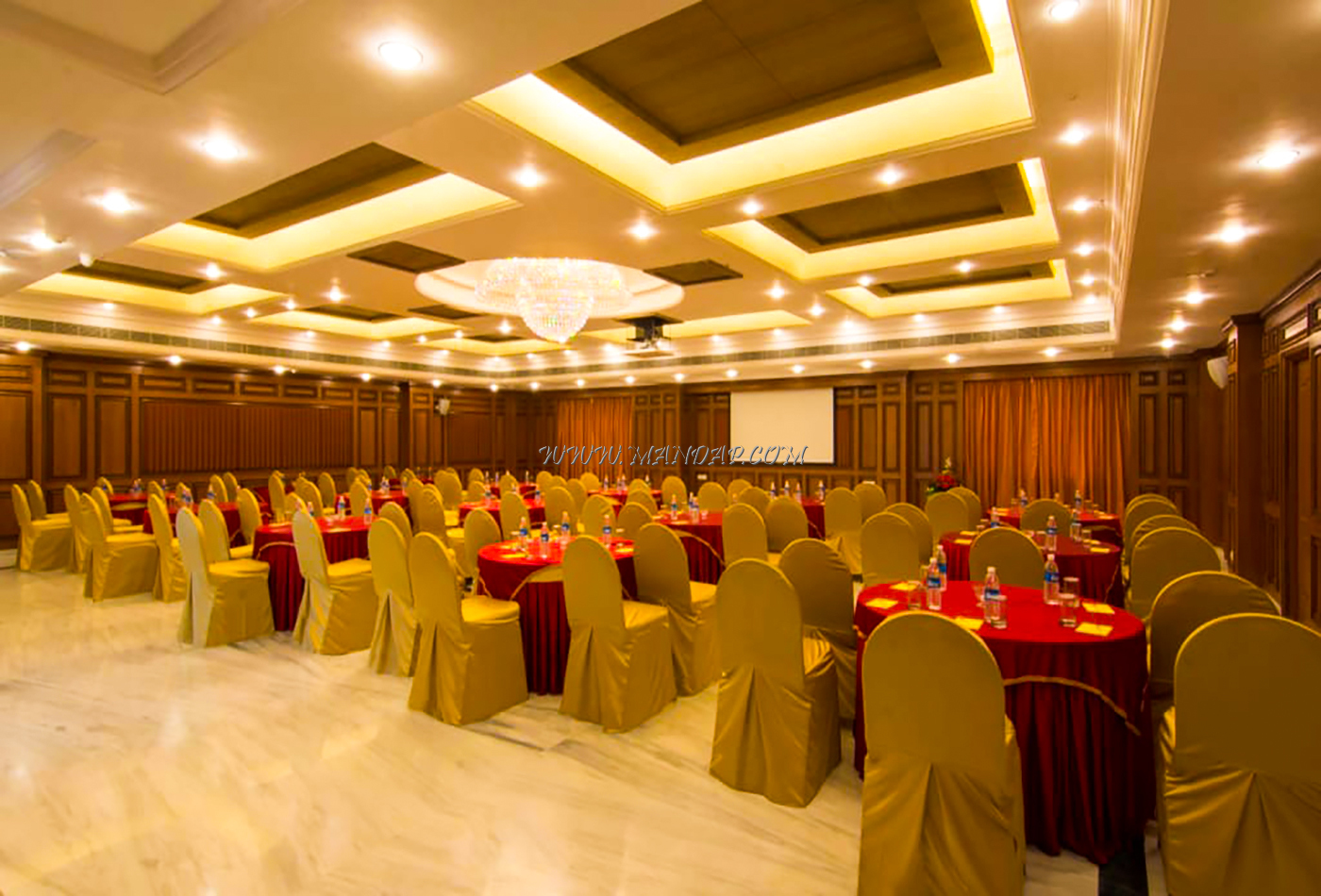 Find the availability of the Shenbaga Hotel And Convention Hall 3 (A/C) in Muthialpet, Pondicherry and avail special offers