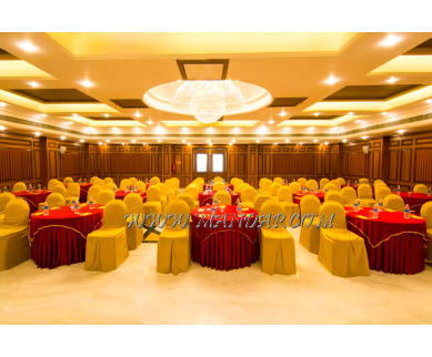 Find the availability of Shenbaga Hotel And Convention Hall 3 (A/C)  in Muthialpet, Pondicherry and avail the special offers
