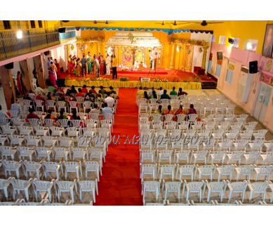 Find the availability of Sri Andal Kalyana Mandapam  (A/C)  in Ramanathapuram, Coimbatore and avail the special offers