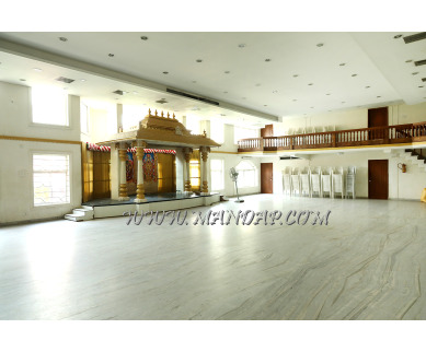 Find the availability of Ponmani Maaligai  Kalyana Mandapam (A/C)  in Kodambakkam, Chennai and avail the special offers