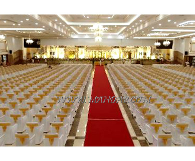 Find the availability of Sri Ramachandra Convention Center (A/C)  in Thiruvanmiyur, Chennai and avail the special offers