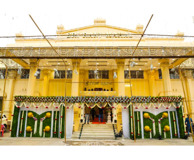 Find the availability of Sri Rani Mahal (A/C)  in Kovilambakkam, Chennai and avail the special offers