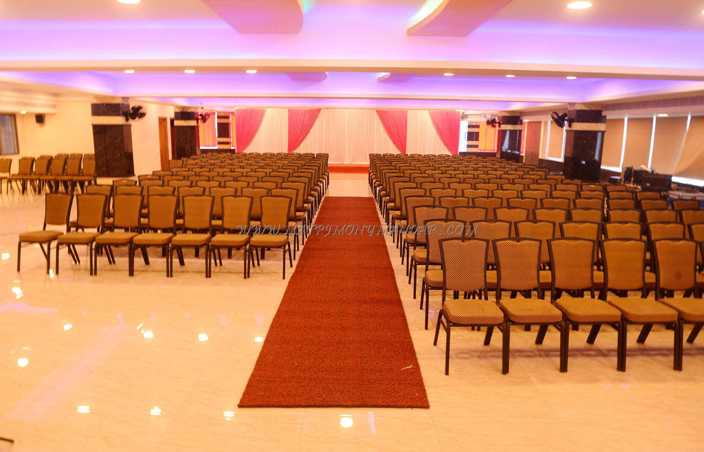 Find the availability of the Hyath Mahal (A/C) in Broadway, Chennai and avail special offers
