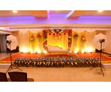 Explore Hyath Mahal (A/C) in Broadway, Chennai - Stage