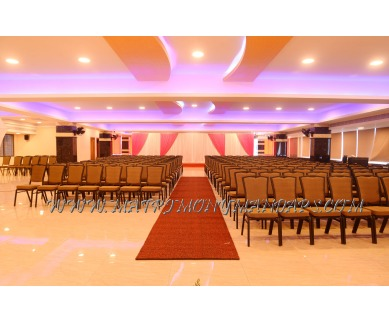 Explore Hyath Mahal (A/C) in Broadway, Chennai - Hall