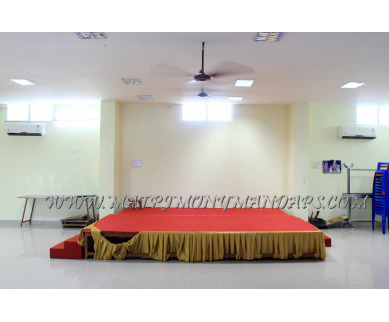 Find the availability of Aditya Keerthi Mahal Non  Mini Hall in Nanganallur, Chennai and avail the special offers