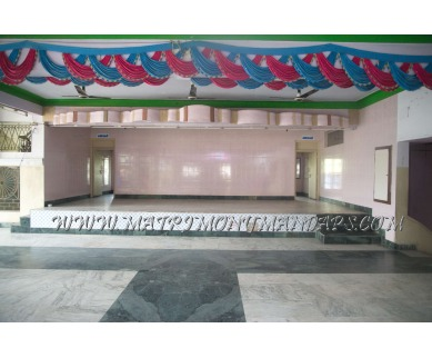 Find the availability of Vaidhi Poopathy Thirumana Maligai in Washermanpet, Chennai and avail the special offers