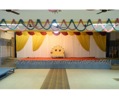 Find the availability of Kamarajar Thirumana Maligai in Ayanavaram, Chennai and avail the special offers