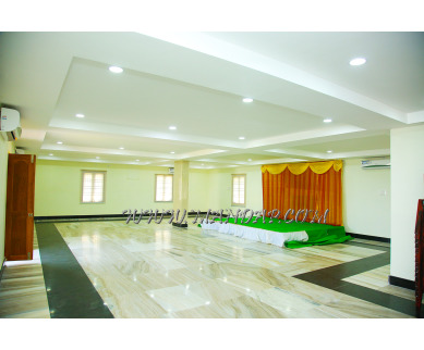 Find the availability of Ram Convention (A/C)  in Munuswamy Nagar, Guntur and avail the special offers