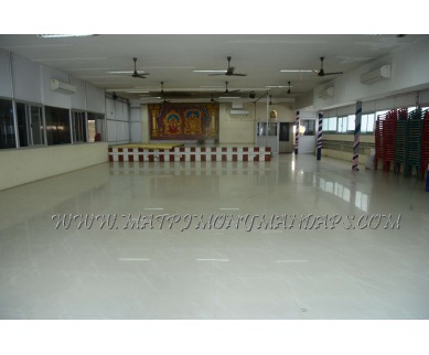 Find the availability of Ranjani Hall (A/C)  in Nanganallur, Chennai and avail the special offers