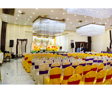 Find the availability of Hotel Suraj Grand Hall 1 (A/C)  in Nandyala, Kurnool and avail the special offers