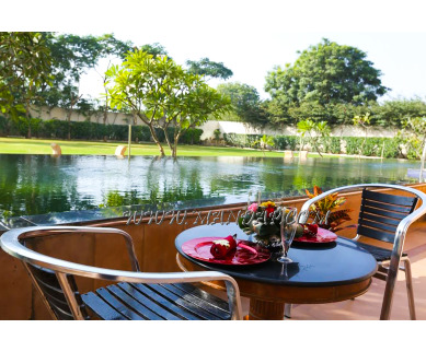 Find the availability of Ramada Jaisinghpura Lawn 1 (A/C)  in Jaisinghpura, Jaipur and avail the special offers