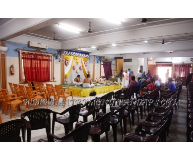 Find the availability of Shri Sudharsan Kalyan Mahal (A/C)  in Nanganallur, Chennai and avail the special offers