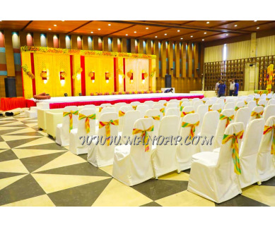 Find the availability of Montecristo Banquet (A/C)  in Memnagar, Ahmedabad and avail the special offers