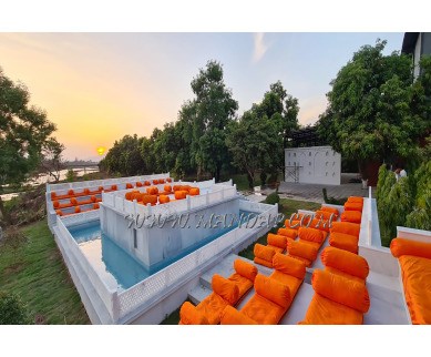 Find the availability of Anchaviyo Resort Mandap in Wada, Mumbai and avail the special offers