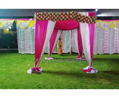 Find the availability of Chatrapati Marriage Lawns in Adgaon BK, Aurangabad and avail the special offers