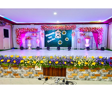 Find the availability of King Palace Function Hall (A/C)  in Nagarajupet, Kadapa and avail the special offers