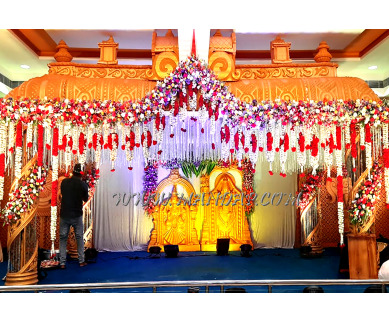 Find the availability of Padmavathi Convention Hall (A/C)  in Shambunipet, Warangal and avail the special offers