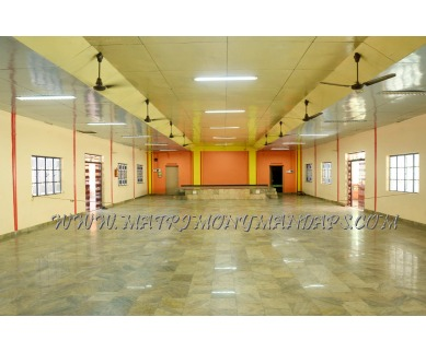 Find the availability of Renga Bhavan Kalyana Mahal in Srirangam, Trichy and avail the special offers