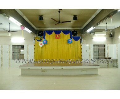 Find the availability of Sri Ramanis Function Hall (A/C)  in Nanganallur, Chennai and avail the special offers