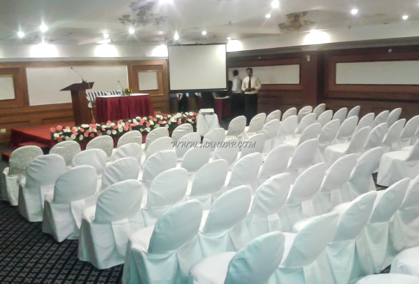 Find the availability of the Harmony Hall (A/C) in Pallichal, Trivandrum and avail special offers