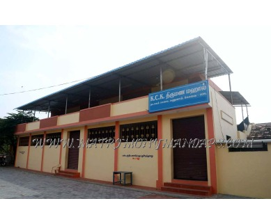Find the availability of KCK Thirumana Mahal in Kanuvai, Coimbatore and avail the special offers