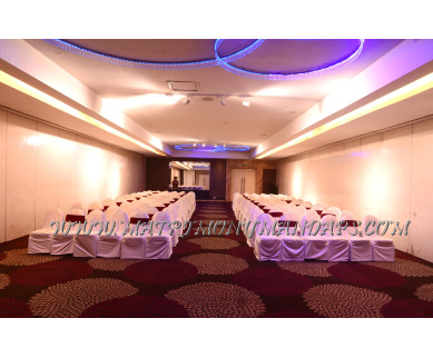 Find the availability of the Ballroom 1 Le Royal Meridien (A/C) in Guindy, Chennai and avail special offers