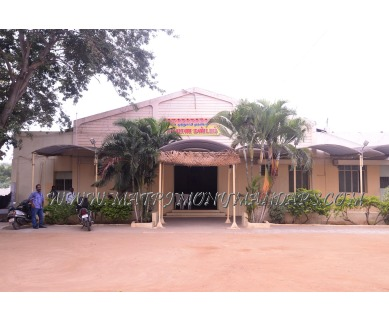 Find the availability of N Muthusamy Mudaliar Kalyana Mandapam in Kuniamuthur, Coimbatore and avail the special offers