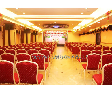 Find the availability of Vijayentra Hotel (A/C)  in Venkata Nagar, Pondicherry and avail the special offers