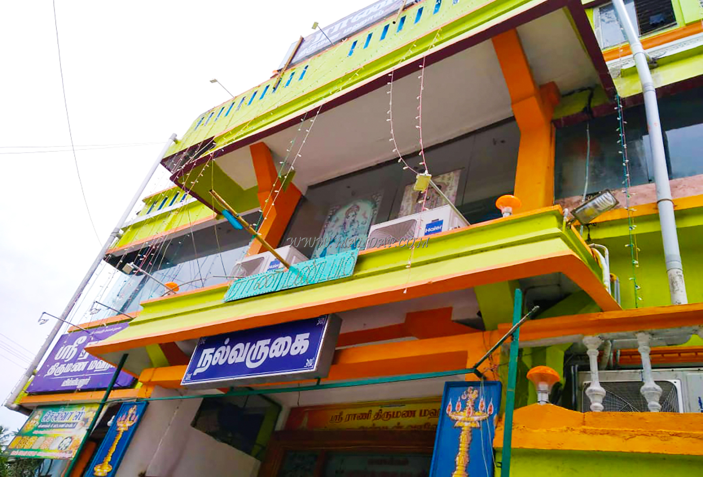 Find the availability of the Sri Rani Mini Hall (A/C) in Villianur, Pondicherry and avail special offers