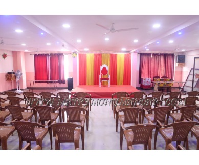 Find the availability of Josh Mini Hall (A/C)  in Kodambakkam, Chennai and avail the special offers