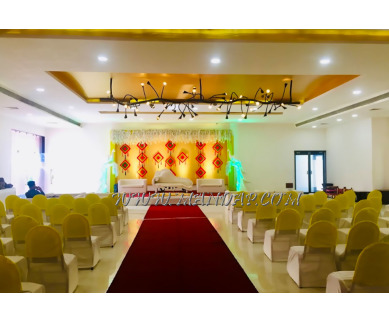 Find the availability of Pramukh Party Plot & Banquet (A/C)  in Chhani, Vadodara and avail the special offers