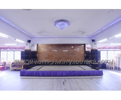Find the availability of KSP Hall (A/C)  in Villivakkam, Chennai and avail the special offers