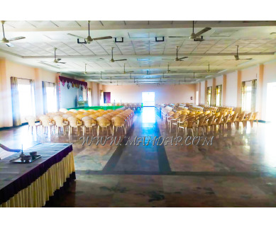 Find the availability of Sindhu Marriage Hall (A/C)  in Tiruchengode, Namakkal and avail the special offers