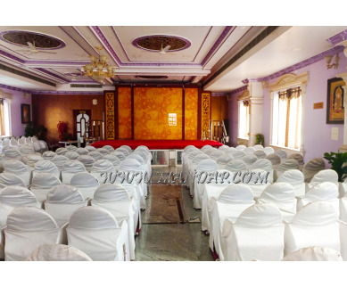 Find the availability of Spice In Party Hall (A/C)  in Alambadi, Villupuram and avail the special offers
