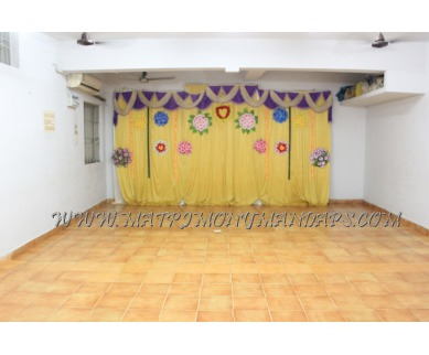 Find the availability of Maharaja Mini Hall (A/C)  in Villivakkam, Chennai and avail the special offers