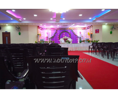 Find the availability of HM Mahal (A/C)  in Mannargudi, Tiruvarur and avail the special offers